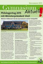 GymnasiumAktuell 2 2006