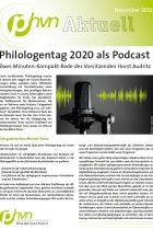PHVN Aktuell 12 2020